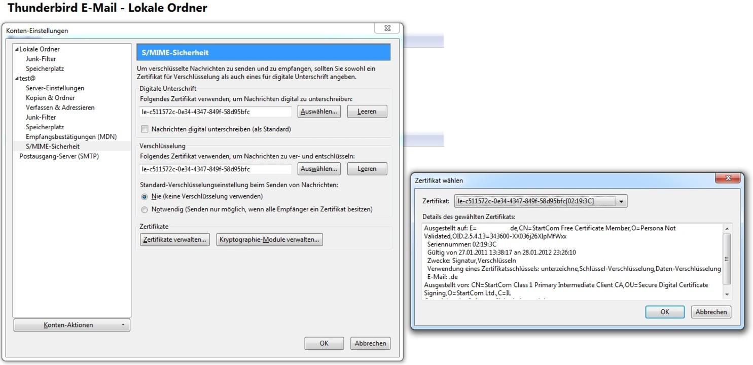 Alle gängigen E-Mail-Client-Programme ... Moment noch nicht selbstverständlich.  | Foto: IDG