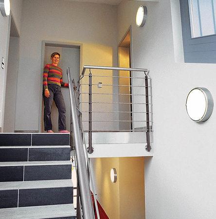 haus garten sicher und bequem die etage wechseln badische. Black Bedroom Furniture Sets. Home Design Ideas