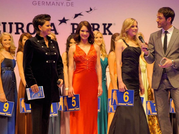 Miss Germany 2011 - die Show