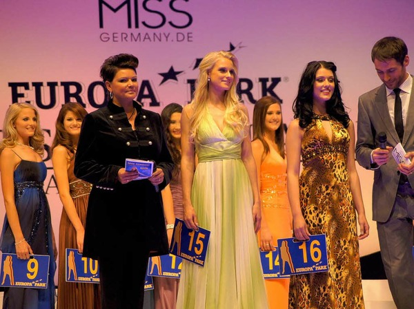 Miss Germany 2011 &amp;#8211; die Show