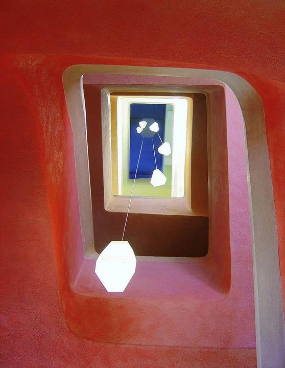 Der Farbenlehrer Goethe hätte vermutli...oetheanum ist ein sinnliches Erlebnis.  | Foto: Pegasus - Fotolia