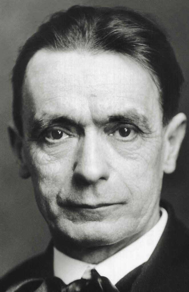<b>Rudolf Steiner</b> Foto: dpa - 41446673