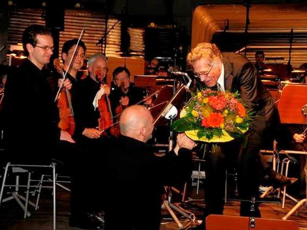 Das SWR-Sinfonieorchester spielt in Emmendingen