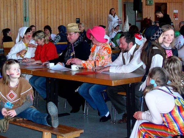 Keine leichte Aufgabe hatte die Jury der Miniplaybackshow in Dachsberg