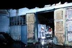 Fotos: Br�nde zerst�ren Wohnungen und Firma in Offenburg