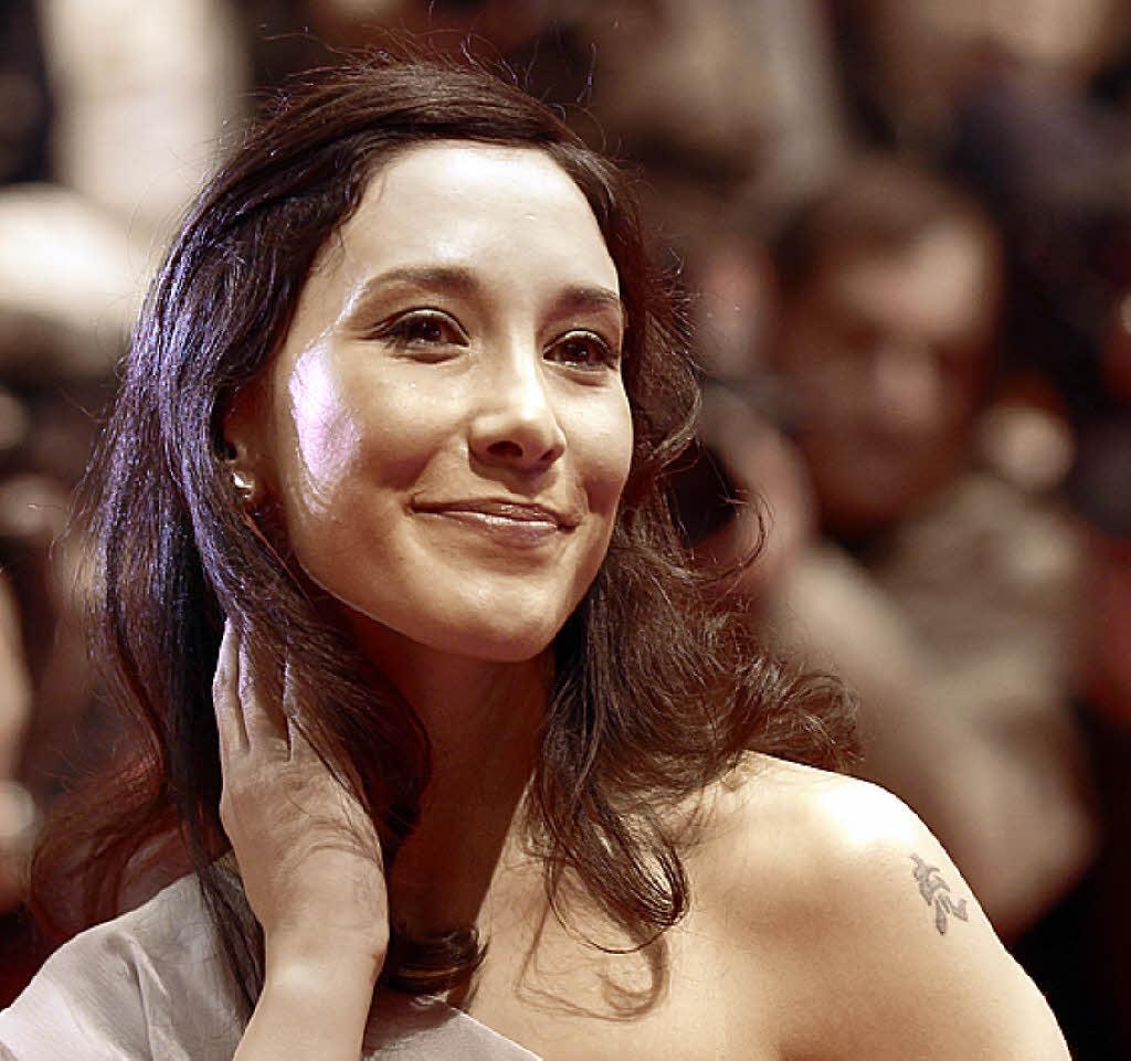 "Preisgekrönt für den Film ""Die Fremde"": <b>Sibel Kekilli</b>. Foto: afp - 42306823"