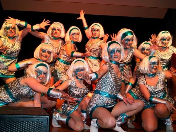 """Rufen überall im Elztal Begeisterung hervor: Die Gruppe """"Dance Revolution"""" aus Elzach."""