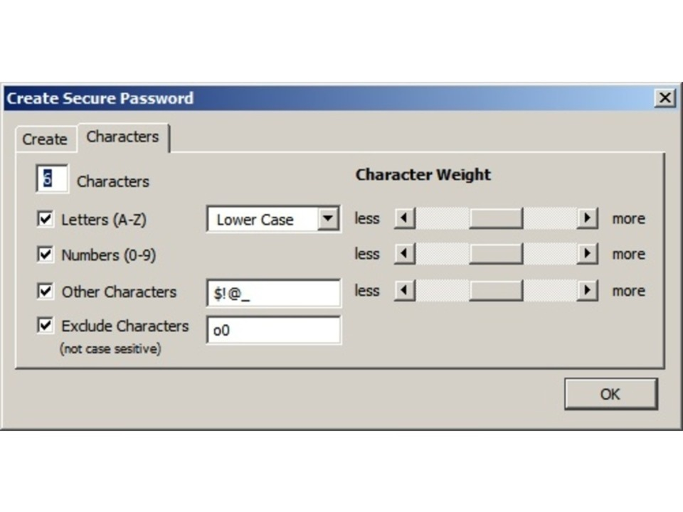 Secure Password Generator - Die meiste...Erweiterung Secure Password Generator.