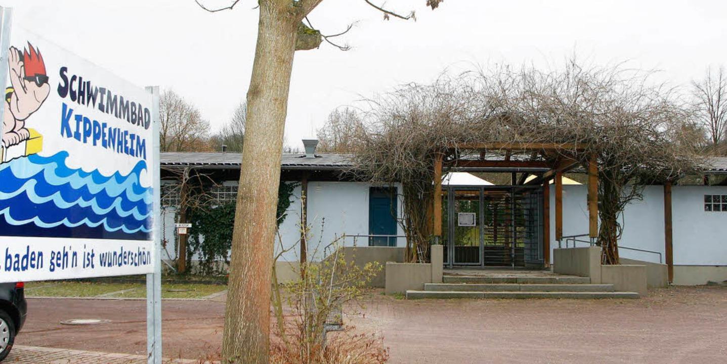 Das Kippenheimer Schwimmbad wird künftig nicht mehr von der Gemeinde betrieben.  | Foto: Heidi Foessel