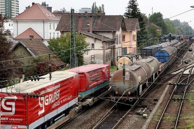 Bundestag zur Rheintalbahn: Der Teufel steckt im Detail