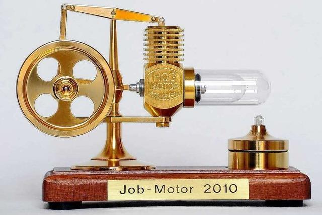 Fotos: Verleihung des Jobmotors 2010