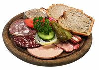 Gasthaus zum Strauß bei Siedelbach: Das Brot backt der Seniorwirt