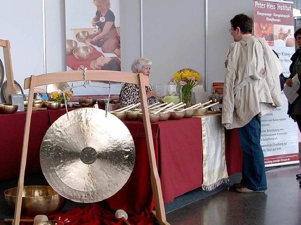 Die Gesundheitsmesse Balance in Offenburg