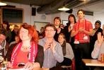 Fotos: Die Wahlparty der SPD in Freiburg