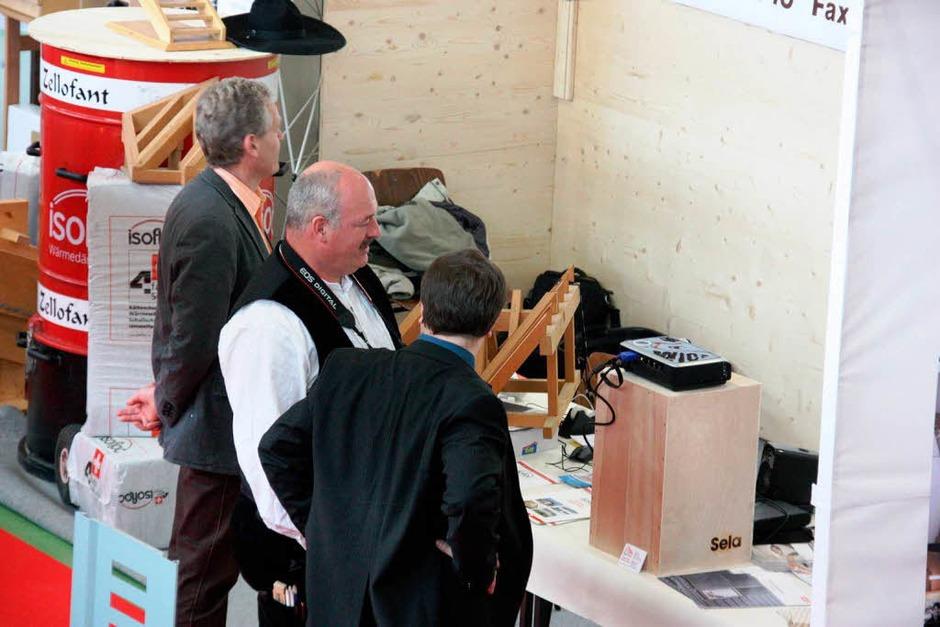 Impressionen von der Breisacher Frühjahrsmesse (Foto: Christine Aniol)