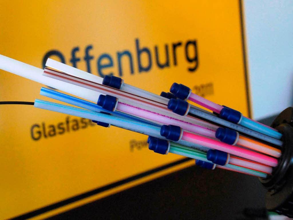 offenburg wird pilotstadt f r glasfasernetz offenburg badische zeitung. Black Bedroom Furniture Sets. Home Design Ideas