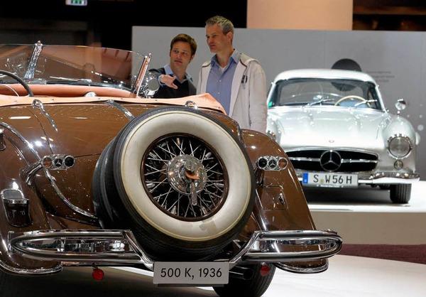 Mercedes 500 K von 1936