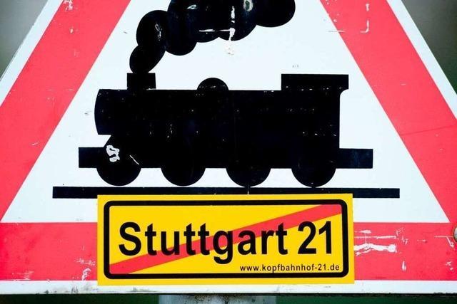 Neue Zweifel an Finanzierbarkeit von S21 – Bahn dementiert