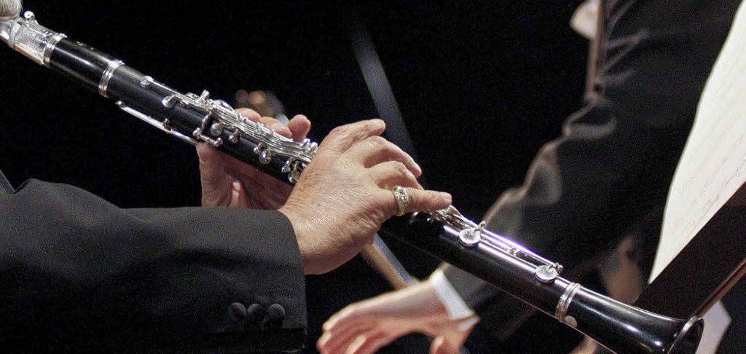 Der  spezifische Klang der Klarinette hat Dieter Klöcker immer fasziniert.   | Foto: GRabherr/Pro