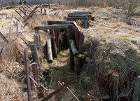 Spuren des Ersten Weltkriegs im Elsass