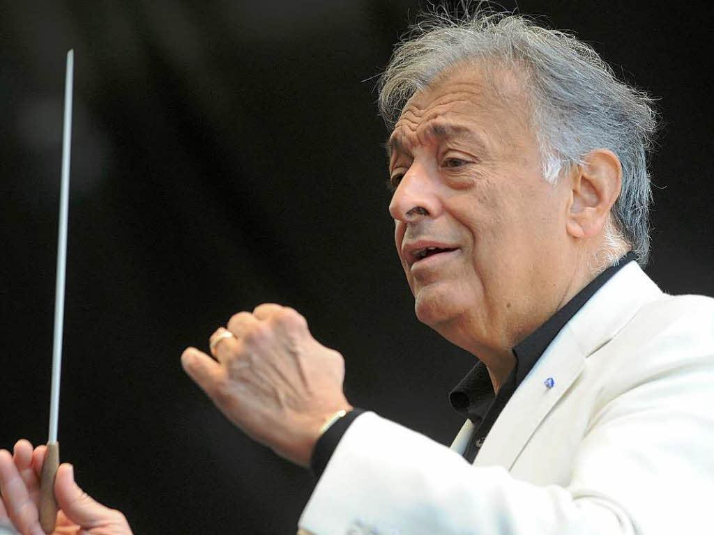 Dirigent ZUBIN MEHTA wird 75: Der Pultmagier aus Bombay - badische-