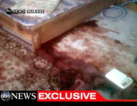 Nach der Kommandoaktion: Bilder aus dem Haus von Osama bin Laden