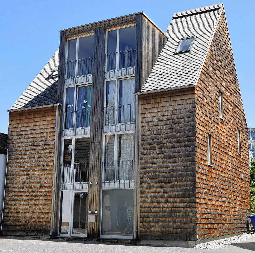 Kreis l rrach tradition und moderne in harmonie for Doppelhaus moderne architektur