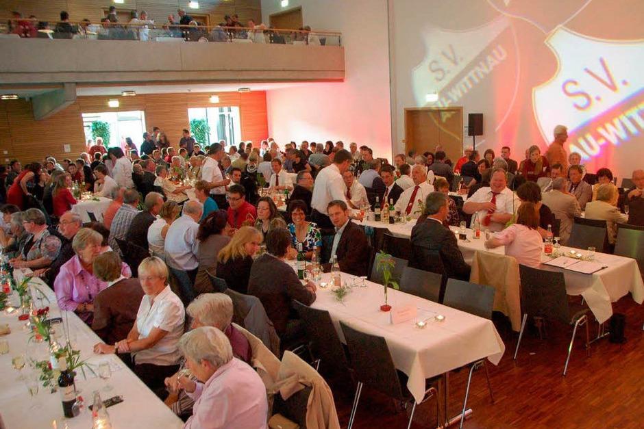 Festakt zum 50. Geburtstag des Sportverein Au-Wittnau <?ZP?> (Foto: Tanja Bury)