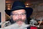 Fotos: Elmar Weißer aus Brigachtal ist Bart-Weltmeister