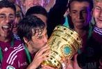 Fotos: Schalker Siegeszug im Pokalfinale