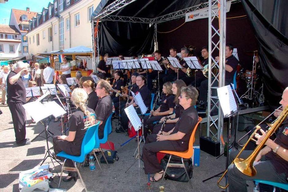 Bunt. laut, schön: Das Orgelfest ware eine nostalgische Symphonie von Tönen und Farben (Foto: Bernd Fackler)