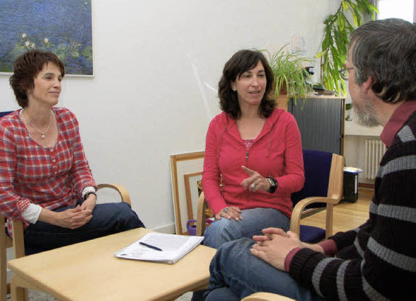 Andrea weber links und sonja wacker ke menschen familienanschluss