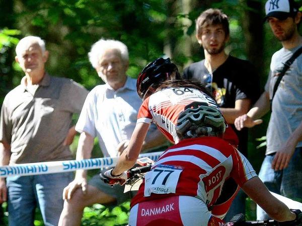 Impressionen vom Mountainbike-Weltcup.