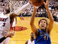 Nowitzki dreht Partie und f�hrt Dallas zum Sieg