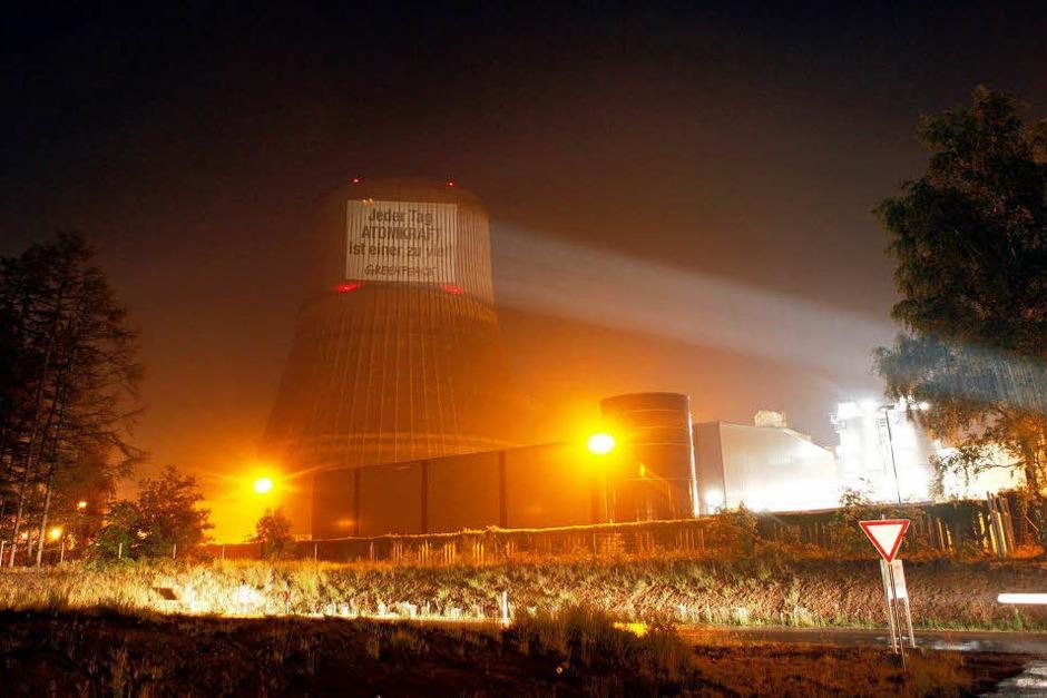 """""""Jeder Tag Atomkraft ist einer zuviel"""" (Foto: dapd)"""