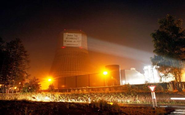 """""""Jeder Tag Atomkraft ist einer zuviel"""""""