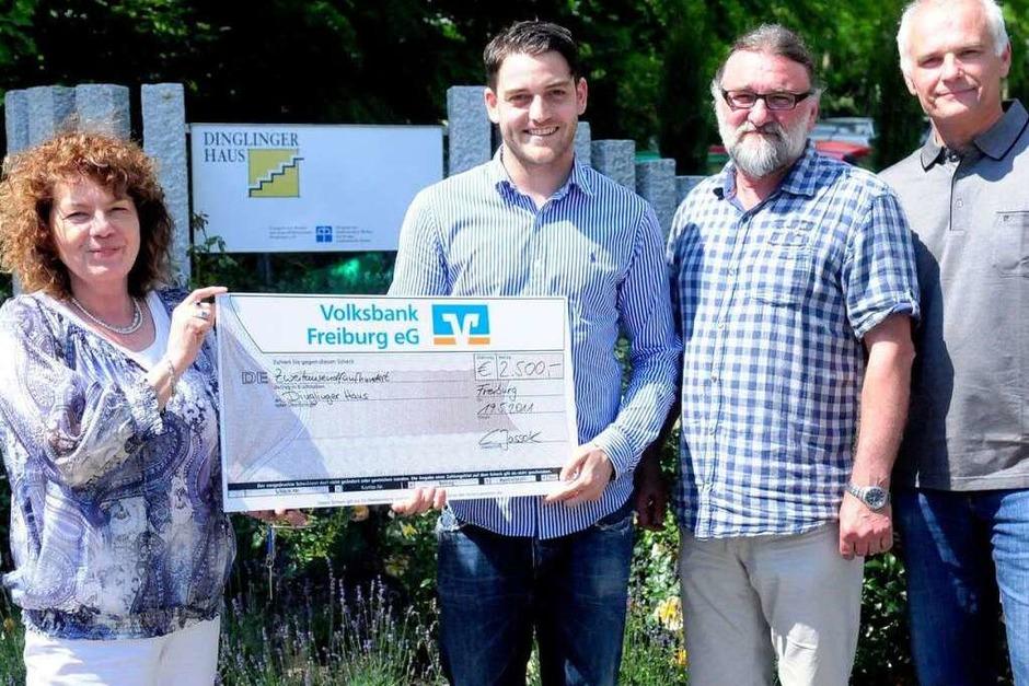 Mit 2500 Euro wird am Dinglinger Haus in Lahr die Einrichtung von neuen Lehrräumen unterstützt. (Foto: Wolfgang Künstle)