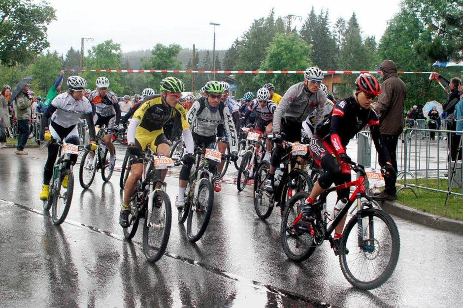 Black Forest Ultra Bike – Härtetest bei Kälte und Wind (Foto: © direvi)