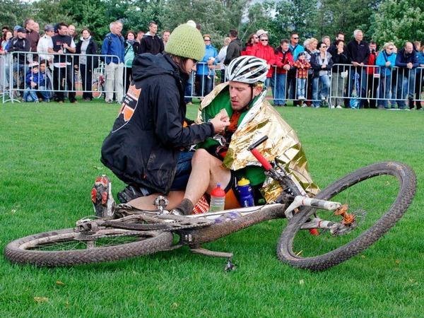 Black Forest Ultra Bike - Härtetest bei Kälte und Wind