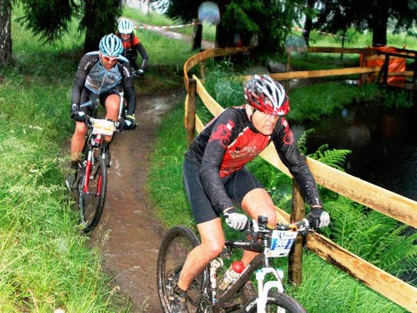 Black Forest Ultra Bike – H�rtetest bei K�lte und Wind