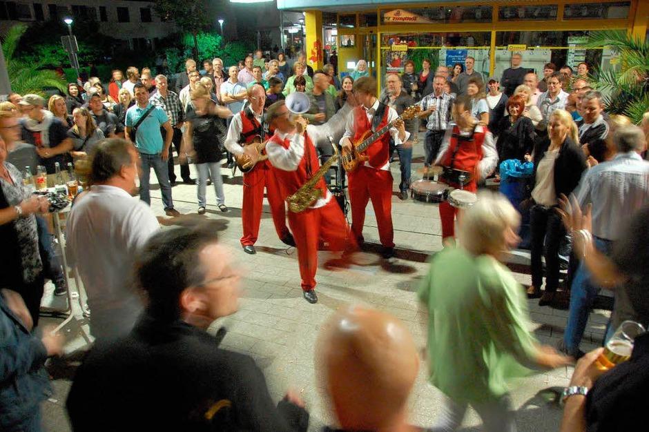 Impressionen vom Bläserfestival (Foto: Hannes Lauber)