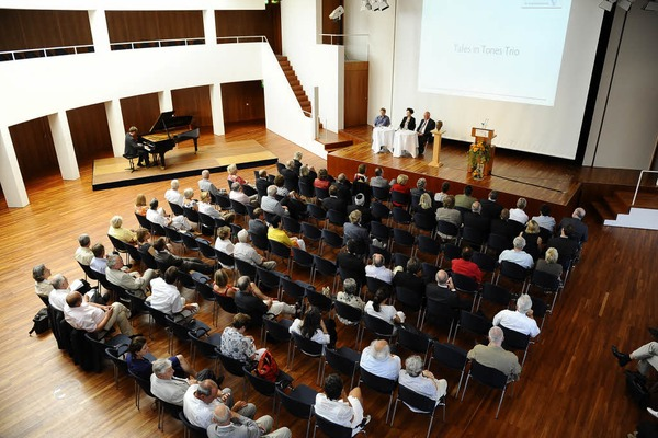 Dahrendorf-Preis in Freiburg verliehen