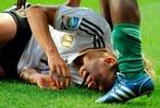 Fotos: Deutschland gegen Nigeria - so hart spielen die Fußballfrauen