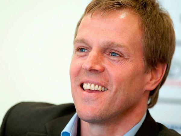 Der Nachfolger von Heiner Brand freut sich schon auf die Aufgaben.