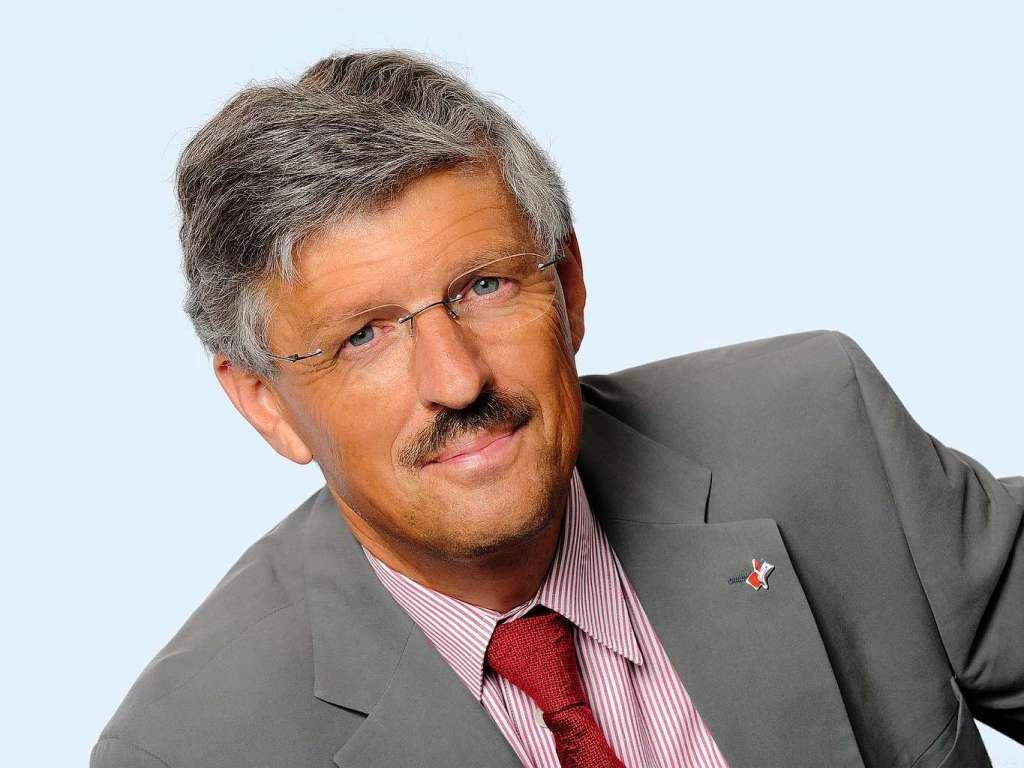 Das jubil um dhbw l rrach badische zeitung for Bernd martin