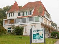 Restaurant Waldrain St. Chrischona: Das Wechselgeld gibt's in Franken