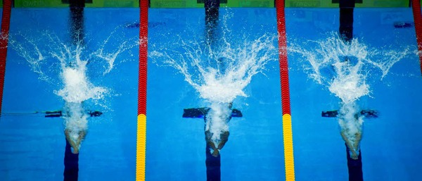Die sch�nsten Bilder von der Schwimm-WM in Schanghai