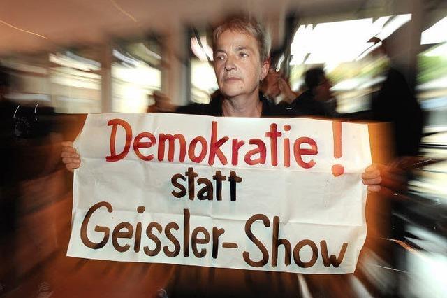 Friedensplan für Stuttgart?