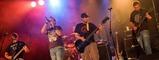 Hatten großen Spaß an ihrem Auftritt: die Band Inside Melina aus Bombach und Hecklingen.