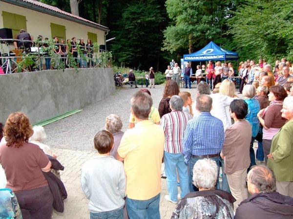 Impressionen von der Waldklassik 2011 in Grenzach-Wyhlen